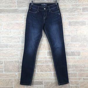Silver Suki Jegging Jeans Dark Wash W28/L31